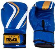 Перчатки бокс BWS CLUB (8, 10, 12 унц.)