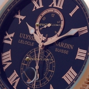 часы УЛИС НАРДИН (Бельгия, новые, кварц)