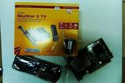Продам тюнер DVB SkyStar2 TechniSat PCI новая с пультом недорогo