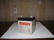 Аккумулятор Ventura 12В 4Ач для/до эхолота Garmin,  Lowrance,  Humminbir