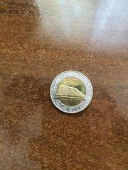 Монета Цимбалы 5грн 2006 года