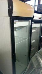 Продам холодильный шкаф бу стекло/ холодильник бу со стеклом Polair