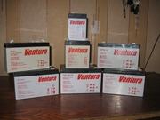 Акумулятор (гелеві) ТМ Ventura для/до ехолота,  сигналізації,  дбж (ups)