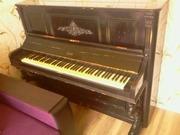 антикварное пианино 1883 года