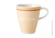 Красивая чашка из фарфора «Villeroy & Boсh»