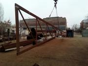 Продам фермы односкатные 12 м