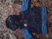 Курточка с комбезом