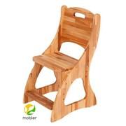 Детский регулируемый стул растишка Mobler с300