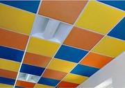 Пластиковые подвесные потолки - это кассетные подвесные потолки