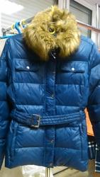 Пуховик женский,  курточка Tchibo Германия,  размер евро 40 (наш 46-48).