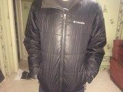 Зимняя курточка-парка Columbia omni-heat
