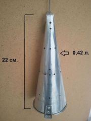 Кормушка самосвал для зимней рыбалки  0, 42 л.