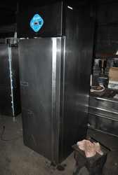 Шкаф морозильный бу Desmon нерж 700л (-15-20)