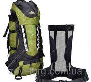 Рюкзак туристический JINSHIWEIQ объем 70+5л