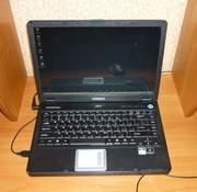 Продам по запчастям нетбук MSI S430X (разборка и установка).