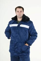 Спецодежда - Куртка зимняя Север с капюшоном - продажа в наличии
