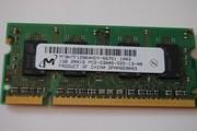 Оперативная память для ноутбука SODIMM DDRII 2Gb (DDR2).