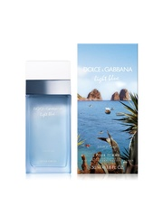 (MADE IN UK ) Dolce & Gabbana Light Blue Love in Capri
