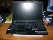 Продам по запчастям ноутбук Acer Extensa 5635ZG (разборка и установка)