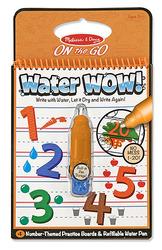 Волшебные водные раскраски Melissa & Doug Цифры