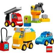 «Мои первые машинки и грузовики» LEGO DUPLO