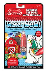 Волшебные водные раскраски Melissa & Doug Ферма