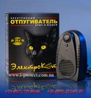 Лучший бытовой отпугиватель  грызунов «Электрокот классик»