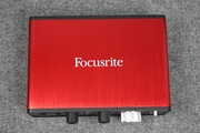 Продам звуковую карту FOCUSRITE Scarlett Solo MK2