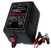 Зарядное устройство для аккумулятора до эхолота,  ибп,  сигнализации,  де