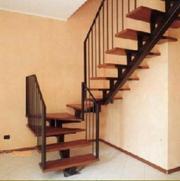 Лестницы металлические любой сложности и конфигурации