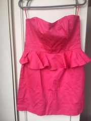 Красивое платье ))))