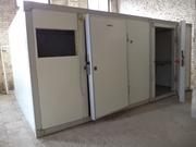Холодильно- морозильная камера ( комната) бу,  при покупке морозильный