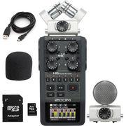 Продам  ручной аудиорекордер-портастудия Zoom H6