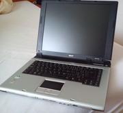 Продам по запчастям ноутбук Acer Aspire 3000 (разборка и установка).