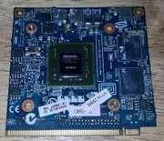 Новая видеокарта для ноутбука nVidia GeForce 8400M GT.