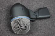 Продам микрофон для большого барабана SHURE BETA 52A
