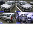 Разборка Дача Логан,  Dacia Logan фаза 1, 2, 3
