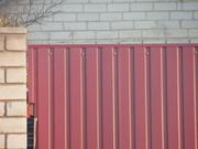 Забор купить из профнастила. Недорого от производителя