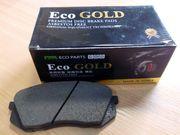 Тормозные колодки Hyundai Kia (Eco Gold,  PMC Korea ) РАСПРОДАЖА!!!