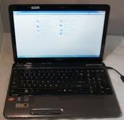 Игровой  ноутбук Toshiba Satellite L655D (внешне,  как новый).