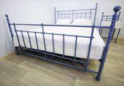 Железная металлическая кровать Неаполь Бесплатная доставка к двери