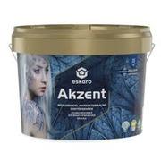 Eskaro Akzent антибактериальная краска (полуглянцевая) 2.7 л.