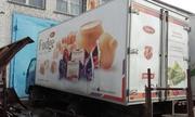Будка на  грузовик  ISUZU NQR