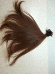 Волосы от 10 до 25 см. продам.