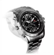 DB 007 водостойкие часы HD видеокамера фотоаппарат 8 гб памяти