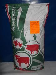 Комбикорма для свиней,  коров,  птиц,  коней,  овец,  коз,  рыб,  кролей