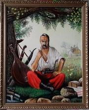 Картина Казак Мамай