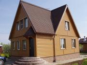Блок хаус сосна для зовнішніх та внутрішніх робіт у Києві