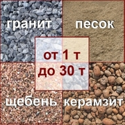 Сыпучие строительные материалы (г. Мариуполь): шлак,  керамзит,  песок