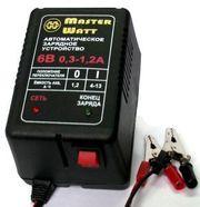 Зарядное для аккумулятора до эхолота,  упса (ups),   детского электромоб